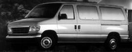 Used 1996 Ford Club Wagon XLT