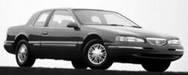 Used 1996 Mercury Cougar XR7
