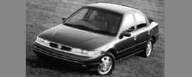 Used 1996 Mercury Mystique GS
