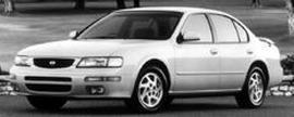 Used 1996 Nissan Maxima