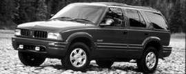 Used 1996 Oldsmobile Bravada Base