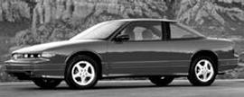 Used 1996 Oldsmobile Cutlass Supreme SL