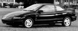 1996 Saturn SC 2
