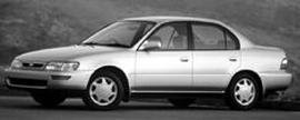 Used 1996 Toyota Corolla DX