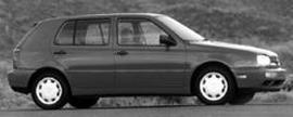Used 1996 Volkswagen Golf