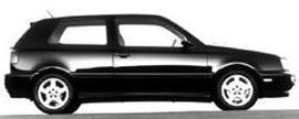 Used 1996 Volkswagen GTI VR6