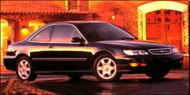 Used 1997 Acura CL 2.2