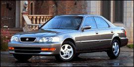 Used 1997 Acura TL 2.5