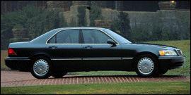 Used 1997 Acura RL