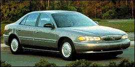 Used 1997 Buick Century Custom
