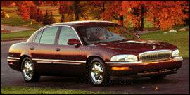 Used 1997 Buick Park Avenue Base