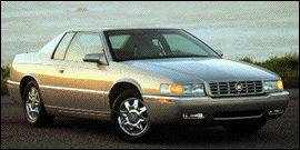 Used 1997 Cadillac Eldorado Base