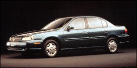 Used 1997 Chevrolet Malibu