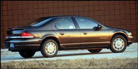 Used 1997 Chrysler Cirrus