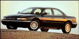 Used 1997 Chrysler Concorde LXi
