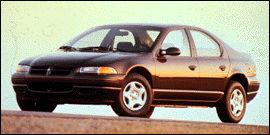 Used 1997 Dodge Stratus Base