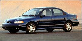 Used 1997 Ford Contour LX