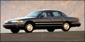 Used 1997 Ford Crown Victoria LX