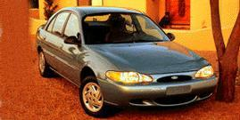 Used 1997 Ford Escort LX