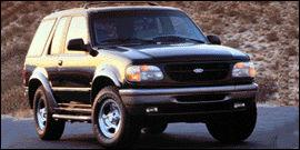 Used 1997 Ford Explorer XLT
