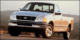 1997 Ford F-150 XL SuperCab
