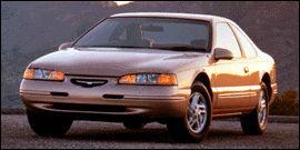 Used 1997 Ford Thunderbird LX