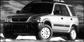 Used 1997 Honda CR-V