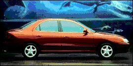 1997 Hyundai Elantra GLS