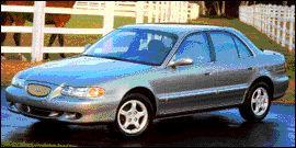 Used 1997 Hyundai Sonata GLS