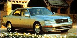 Used 1997 Lexus LS 400