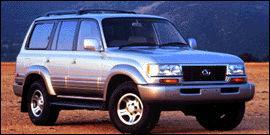 Used 1997 Lexus LX 450 450