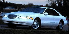 Used 1997 Lincoln Mark VIII LSC