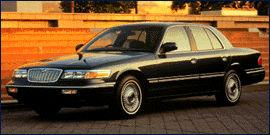 Used 1997 Mercury Grand Marquis LS