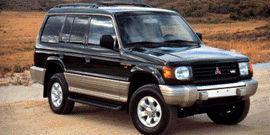 Used 1997 Mitsubishi Montero LS 4WD