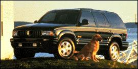 Used 1997 Oldsmobile Bravada Base