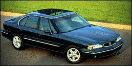 Used 1997 Pontiac Bonneville