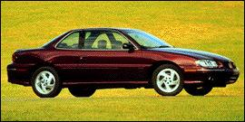 Used 1997 Pontiac Grand Am SE