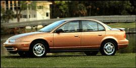 Used 1997 Saturn SL 4 Door Sedan