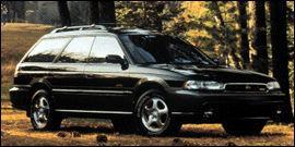 Used 1997 Subaru Legacy Outback