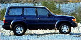 Used 1997 Toyota Land Cruiser