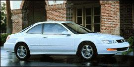 Used 1998 Acura CL 3.0