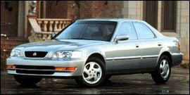 Used 1998 Acura TL 3.2