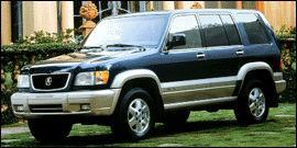 Used 1998 Acura SLX