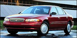 Used 1998 Buick Century Custom