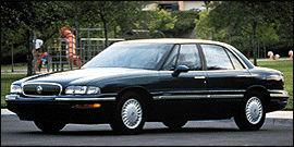 Used 1998 Buick LeSabre Limited