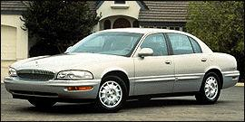 Used 1998 Buick Park Avenue Ultra