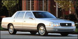 Used 1998 Cadillac DeVille d'Elegance