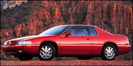 Used 1998 Cadillac Eldorado Base