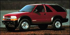 Used 1998 Chevrolet Blazer LS