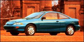 Used 1998 Chevrolet Cavalier Base